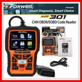 Foxwell NT301 CAN OBDII/EOBD ENGINE Code Reader