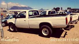 Bakkie for hire