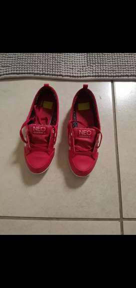 Size 3 Adidas Sneakers
