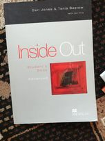 Inside out advanced student's book