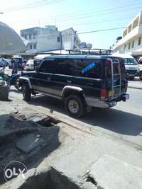 Very clean diesel land cruiser. With new tyres. 0