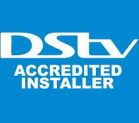 Dstv installation and signal restore