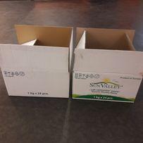 Коробка картонная дл41см. ш32.5. выс23 см