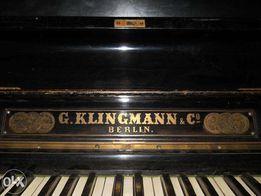Pianino G. Klingmann & C.o