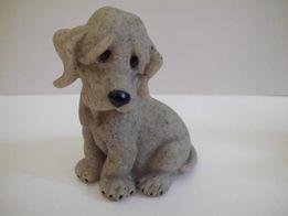Figurka statuetka pies piesek przycisk do papieru kamień
