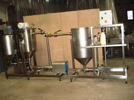 3 in 1 Mayonaise Production Machine