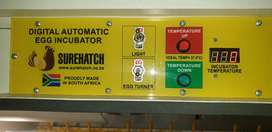 Surehatch digital automatic egg incubator SH1700