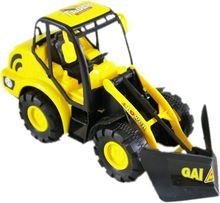 Nowa zabawka pojazd budowlany koparka 22x12cm Prezent