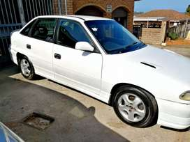 97 Opel astra 180ie auto car is very clean