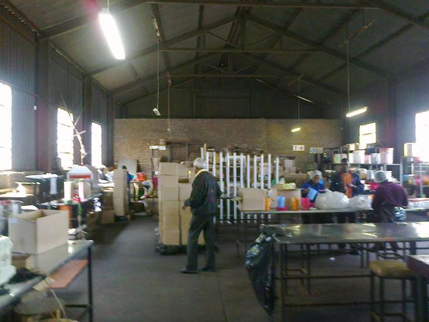 550m2 factory for sale in Germiston 0