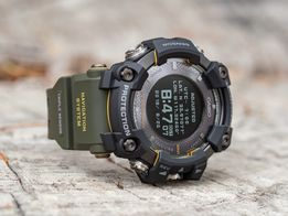 Часы Casio G-Shock GPR-B1000-1B! 100% ОРИГИНАЛ! Гарантия 2 года!