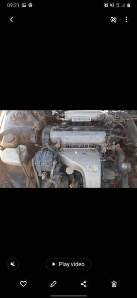 Toyota camry engine and gearbox