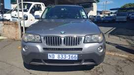 2007 BMW X3 3.0l for sale