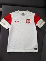 Oryginalna koszulka reprezentacji Nike L 152-158