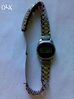 Электроника - браслет нержавейка и часы наручные женские (СССР)