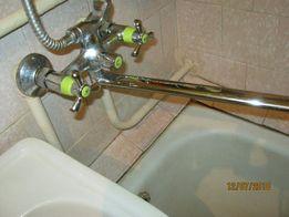Сместитель для ванны DOMINO DBH1L