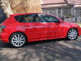 MAZDA 3 MPS WITH SPARE KEYS IN EXCELLENT CONDITION
