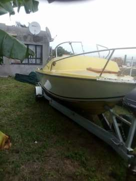 Boat for sale as is