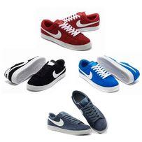 Кеды Nike Blazer Low мужские разные цвета