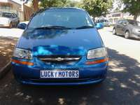 Image of 2005 Chevrolet Aveo 1.4 ,mileage 150000 for sale