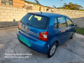 Running VW Polo selling for  R29.500 slightly negotiable