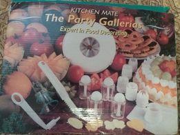 Продам кухонный набор для украшений Kitchen Mate The Party Gallerias