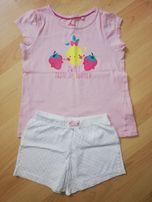 Piżamka dziecięca, dla dziewczynki, Lupilu, rozm. 98/104