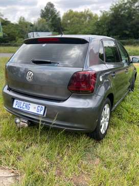2011 VW POLO 1.4  FOR SALE R75 000.
