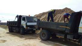 Rubble removals, Sand & Stones supply