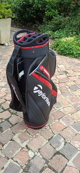 TaylorMade 2019 Deluxe Cart Bag