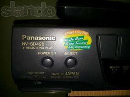 Видеомагнитофон Panasonic NV-SD420 (made in Japan) б/у
