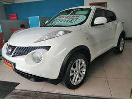 2012 NISSAN JUKE 1.6 5MT 2WD ACENTA WITH ONLY 136619KMS