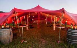 Stretch Tent ONLY for Hire
