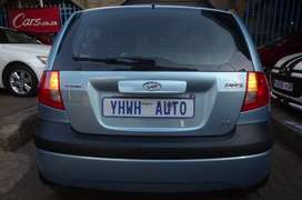 2007 #Hyundai #Getz 1.6 #HighSpecs #Hatch 82,000km Manual, C YHWH AUTO