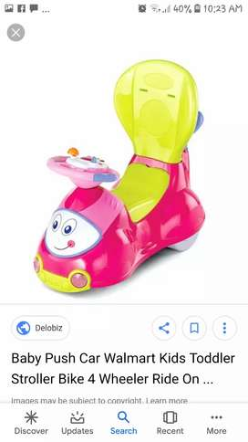 Chicco 4 in 1 Ride on