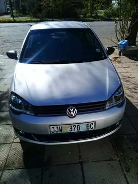 I'm selling Polo Vivo at a very low price and also negotiable.