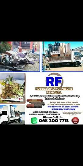 Rubble and Furniture Removal