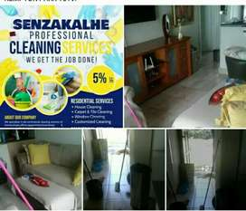 Senzakahle cleaning projects