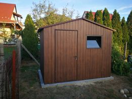 Domki ogrodowe/garaże blaszane/garaż/blaszki/szopa