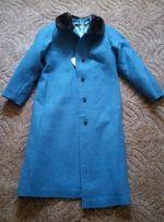 пальто зимнее женское советское