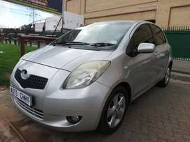 2008 Toyota Yaris T3 For Sale.