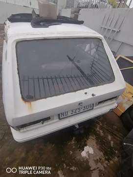Golf 1 tailgate with glass R300