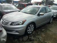 Just arrived 2008 honda accord. Negotiable price 0