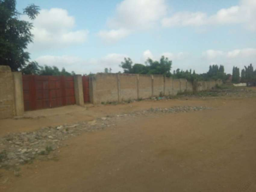 6 ACRES OF LAND AT EAST LEGON 0