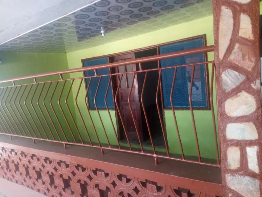 Single room self contain at darkuman for rent 260 0