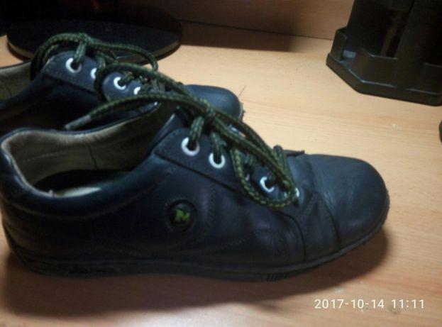 Кожаные туфли -кроссовки Кривой Рог - изображение 3