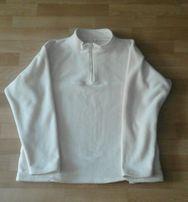 Damski polar bluza XL/XXL ecru jak nowy