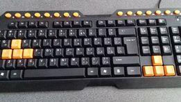 Продам компьютерную клавиатуру Frime Com c арабскими буквами