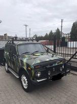 Автомобіль НИВА 2121