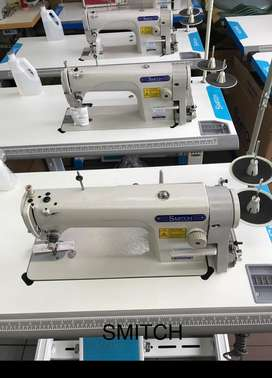 INDUSTRIAL SEWING MACHINERY